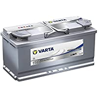Varta LA105 Dual Purpose AGM Leisure Battery 840 105 095 preiswert