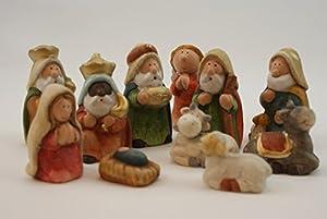 Figuras de cerámica para portal