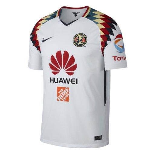 best authentic f61b5 c6ccb 2017-2018 Club America Away Nike Football Shirt