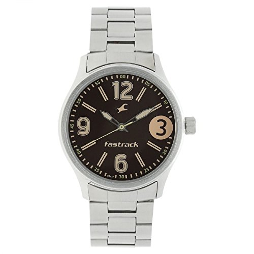 41xplMeqsjL - 3001SM07 Fastrack Brown Boys