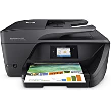 HP Officejet Pro 6960 - Impresora multifunción de tinta térmica AiO Officejet, color negro