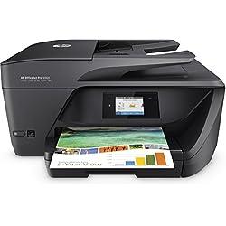 HP OfficeJet Pro 6960 - Impresora multifunción + tarjeta 300 ...