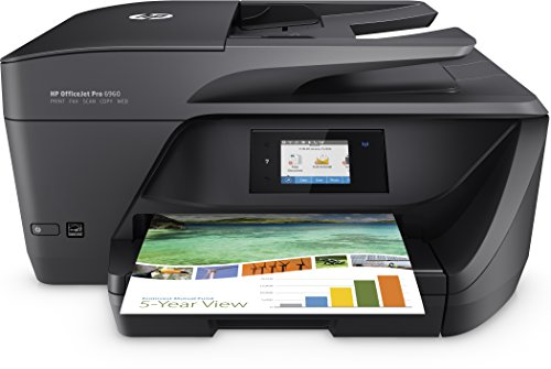 HP Officejet Pro 6960 All-in-One Drucker (Drucker Hp 6500)