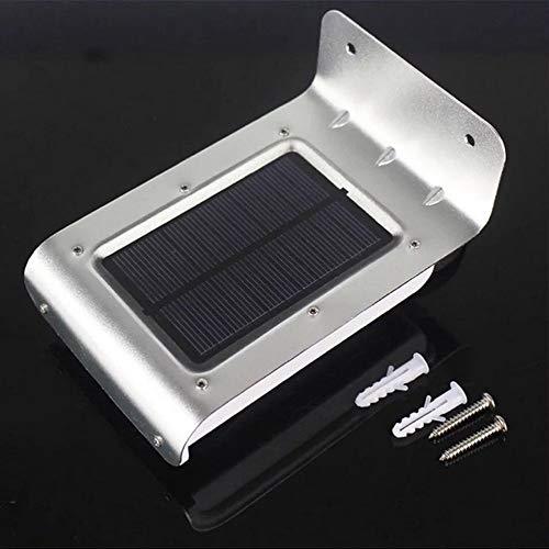 16 led solar power motion sensor garten yard sicherheit lampe drahtlose wasserdichte außenbeleuchtung lampe 120 grad sensing winkel -
