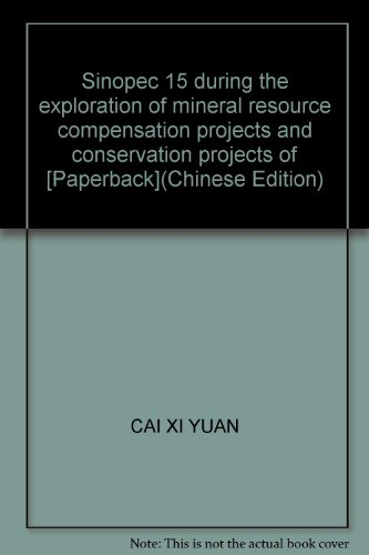 sinopec-15-during-the-exploration-of-mineral-resource-compensation-projects-and-conservation-project