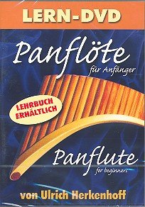 """Echo""""Panflöte für Anfänger"""" Lern-DVD"""