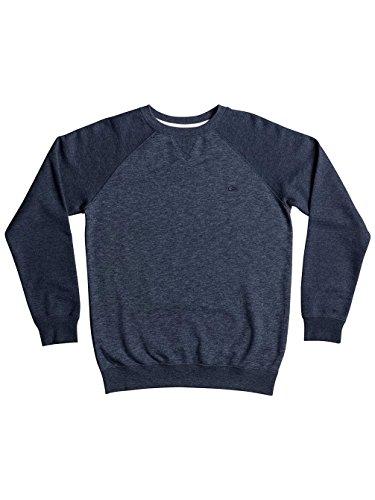Quiksilver Herren Everyday Crew Sweatshirt navy blazer heather