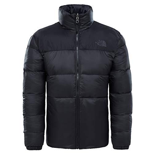 The North Face Nuptse III Jacket Men - Daunenjacke, Schwarz (TNF Black), XL -