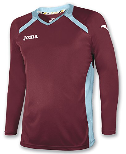 Champion Athletic Sneakers (JOMA CHAMPION II BURGUNDY-SKY BLUE SHIRT L/S 00-0)