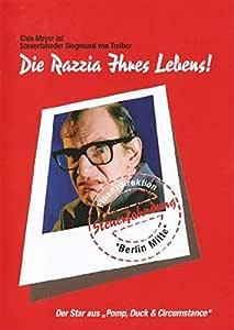 Chin Meyer ist Siegmund von Treiber: Die Razzia des Lebens!