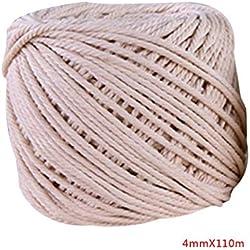 HIlo Alta Resistencia de algodón para Macramé