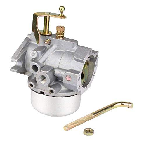 Tubayia Kit Carburateur de Rechange Carburateur Carburetor Accessoires pour  Kohler K321 K341 14HP 16HP