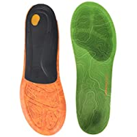 Superfeet TRAILBLAZER Comfort Sport Insole, Green (Pine), 8 UK