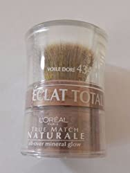 LOREAL PARIS TRUE MATCH NATURALE ALL-OVER MINERAL GLOW 434 HONEY GLOW