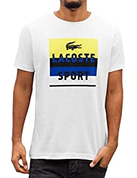 Lacoste Th2117, T-Shirt Homme