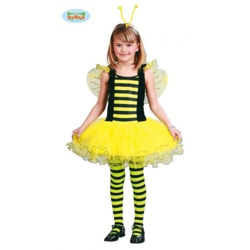 Disfraz de abejita para niña - 7-9 años