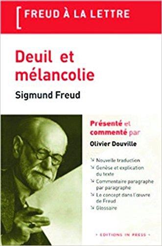 Deuil et mélancolie par From In Press
