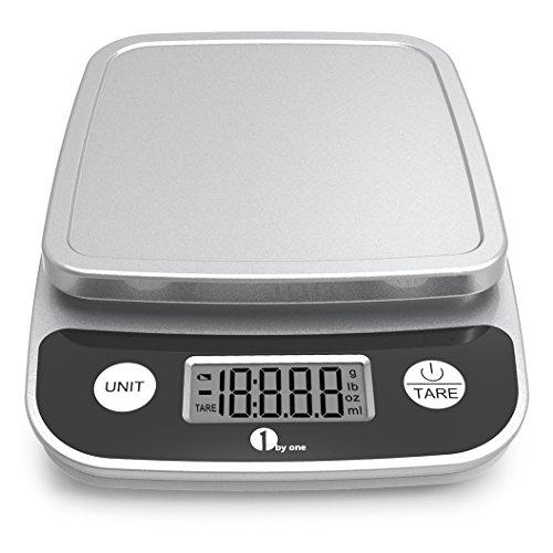 1byone escala Escala Digital báscula cocina precisa