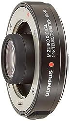 Olympus MC 1.4 Telekonverter für 40-150 mm M.ZUIKO DIGITAL Objektiv schwarz