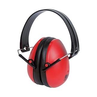 Wolfcraft 4865000 4865000-1 Cascos Anti-Ruido Compact, SNR 26 dB, DIN EN 352-1:2002 (CE)