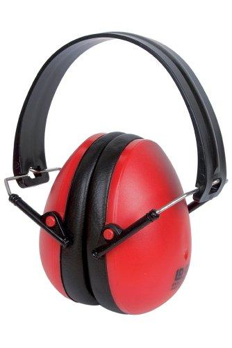 """Wolfcraft 4865000 - Cascos anti-ruido """"Compact"""", SNR 24 dB, DIN EN 352-1:2002 (CE)"""