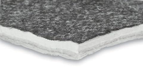 DEI 050113 Boom Mat Gray Under Carpet Lite by Design Engineering