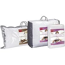 Set de descanso y protección de cama Pikolin Home antiácaros para cama 135 - Protector de