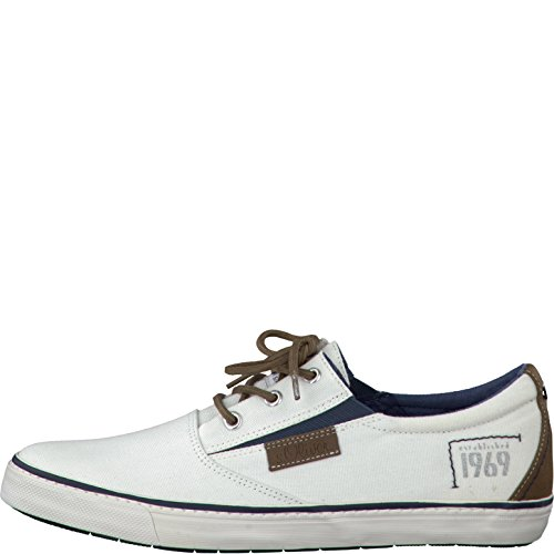 s.Oliver 13613, Sneakers basses homme white