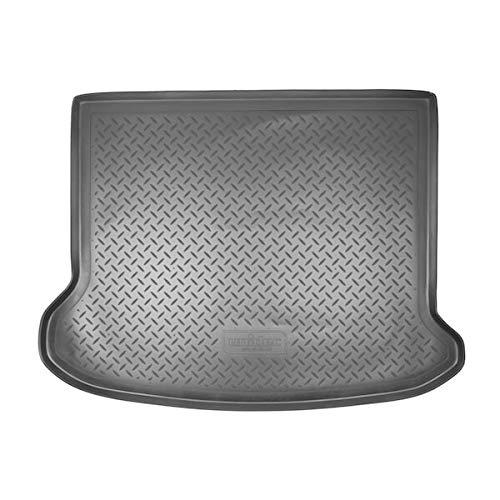 Sotra Auto Kofferraumschutz für den Volvo XC60 - Maßgeschneiderte antirutsch Kofferraumwanne für den sicheren Transport von Einkauf, Gepäck und Haustier