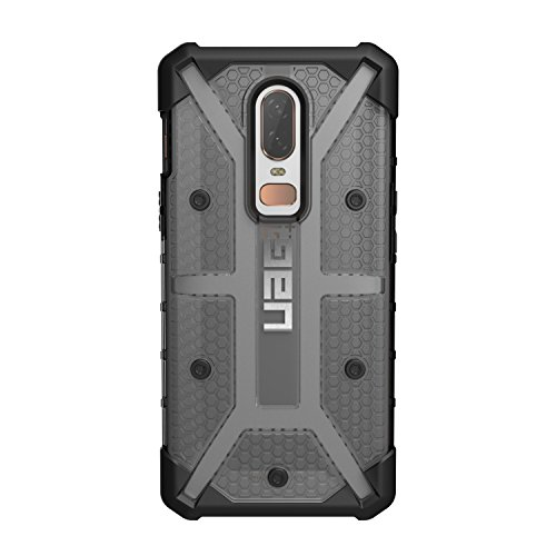 size 40 dc1ff 890fa Urban Armor Gear UAG Plasma Feather Light Rugged Military Drop Tested Case  Cover for OnePlus 6