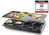 Emerio RG-110035 1400W Nero griglia per raclette