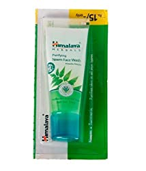 Himalaya Herbals Purifying Neem Blister Face Wash, 15ml (Pack of 12)