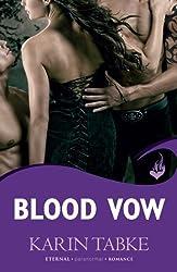 Blood Vow: Blood Moon Rising Book 3 by Karin Tabke (2012-12-04)