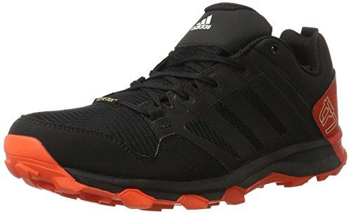 adidas Herren Kanadia 7 TR GTX Traillaufschuhe, Schwarz (Core Black/Core Black/Energy), 44 2/3 EU (7 Herren Laufschuhe)