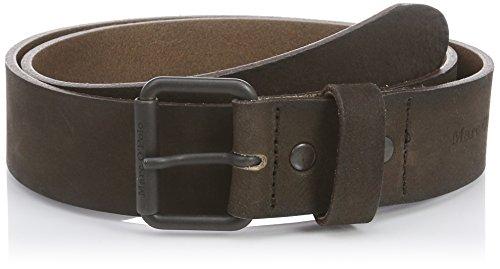 Marc O'Polo - 527 8180 03012, Cintura da uomo, marrone (braun  (brown 795)), 100 cm (taglia produttore: 100)