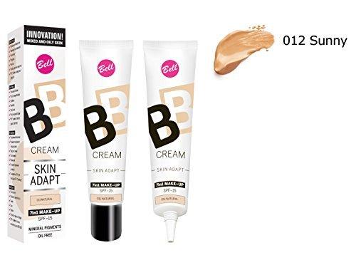 Bell-Base maquillaje BB Crema 7en 1-BB Crema
