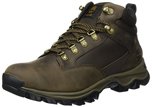 Timberland Herren Keele Ridge Waterproof Leather Stiefel, Braun (Medium Brown), 43 EU Timberland Ridge