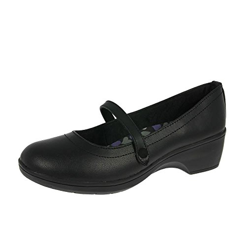 skechers-mujeres-flexibles-grapa-48656-zapatos-negro