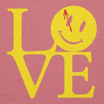 Texlab–Watchmen Love–sacchetto di stoffa Pink