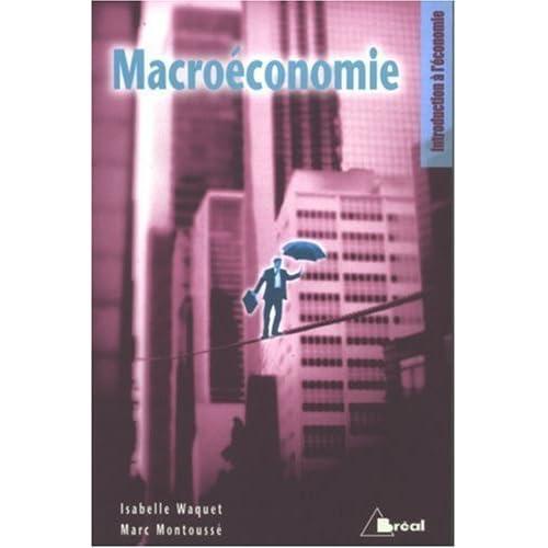 Macroéconomie de Waquet. Isabelle (2006) Broché
