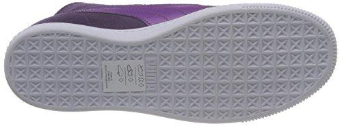 Puma Glyde Mid Wn's Sneakers Blackberry Cordial purple