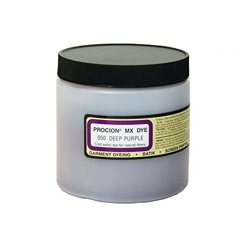 Procion Mx Dye Deep Purple 8Oz by Jacquard