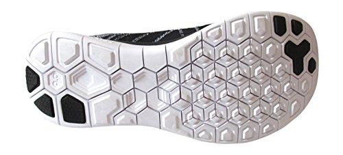 Nike Flash chaussures Black White Wolf Grey Dark Grey 001