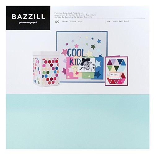 Bazzill Basics American Crafts 12
