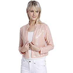 VERO MODA Women's Blazer (10161821_Coral Cloud_XS)