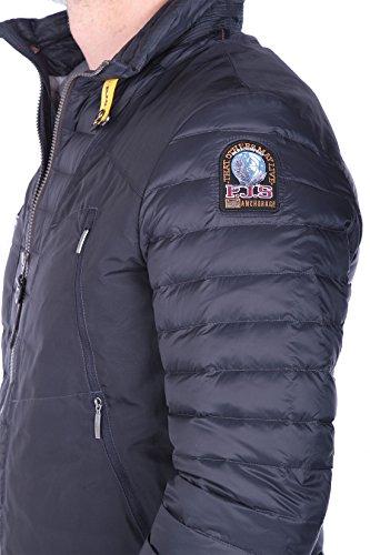 Parajumpers Herren Lightweight-Daunenjacke Giuly - Jacke leicht gesteppt in blue black 560 Blue Black Dunkelblau