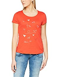 Tom Tailor Denim Women's Tee With Print T-Shirt