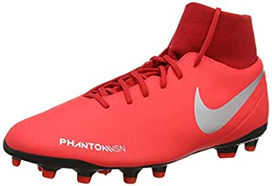 Nike Unisex's Phantom Vsn Club Df Fg/Mg Football Shoes