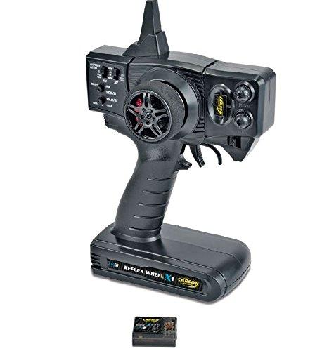 fernsteuerung 6 kanal Carson 500500048 - FS Reflex X1 2-Kanal 2.4G Fahrzeug