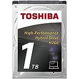 "Toshiba H200 - Disco duro interno híbrido de 1 TB (6,4 cm (2,5""), SATA)"